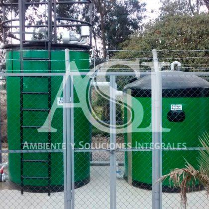 Tratamiento aguas estaciones de servicio