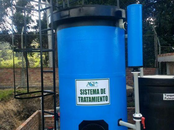 Tratamiento de agua potable Moducompacta